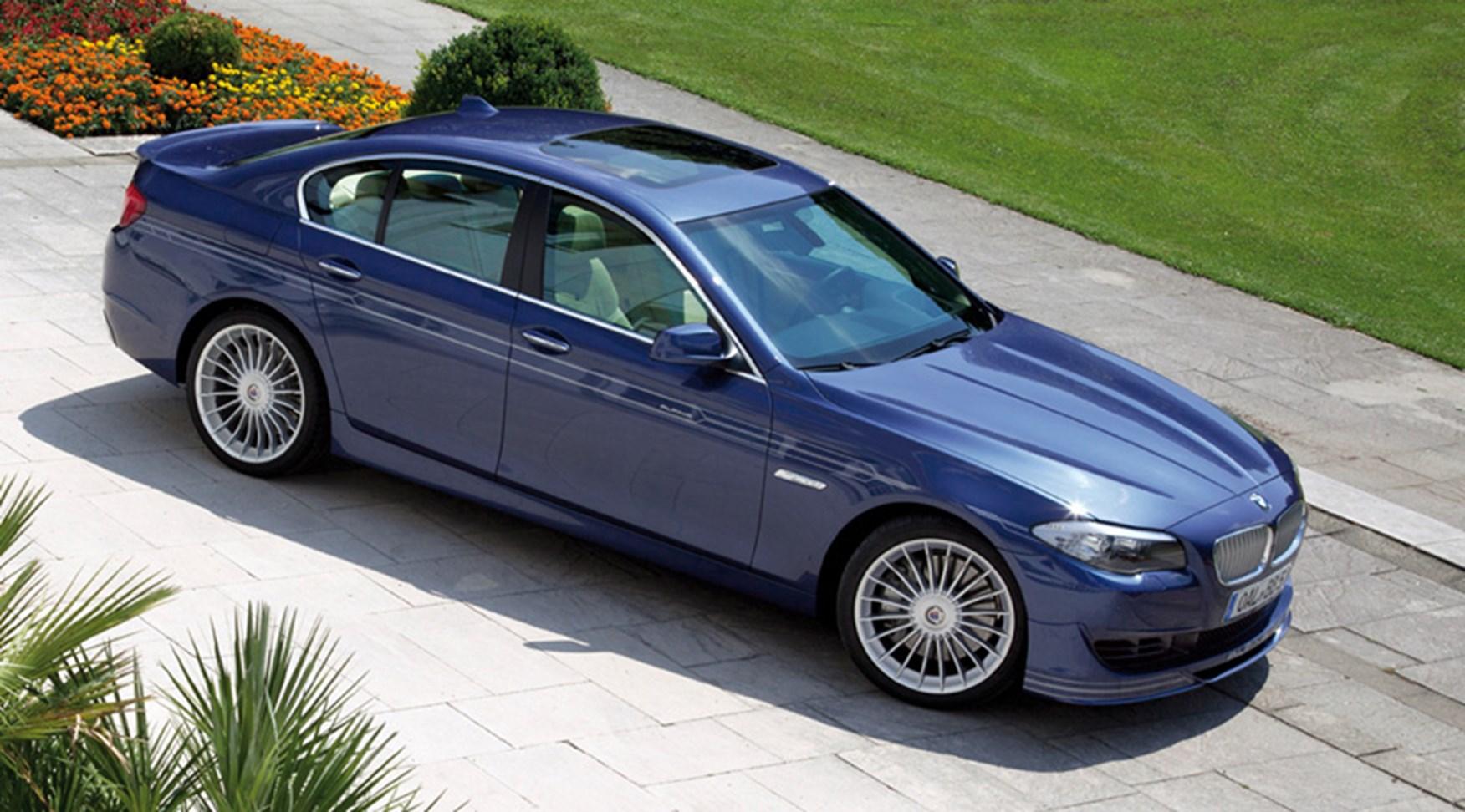 BMW Alpina B5 (2011) review by CAR Magazine