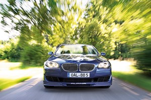 BMW Alpina B5 Biturbo (2011) CAR review