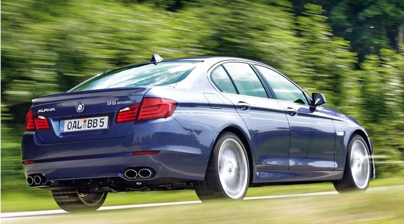 BMW Alpina B Review CAR Magazine - Bmw b5 alpina for sale