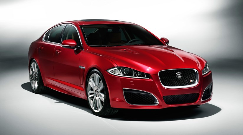 jaguar xf and xfr facelift 2011 first official pictures. Black Bedroom Furniture Sets. Home Design Ideas