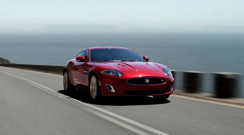 Jaguar XK facelift (2011) first official pictures | CAR Magazine