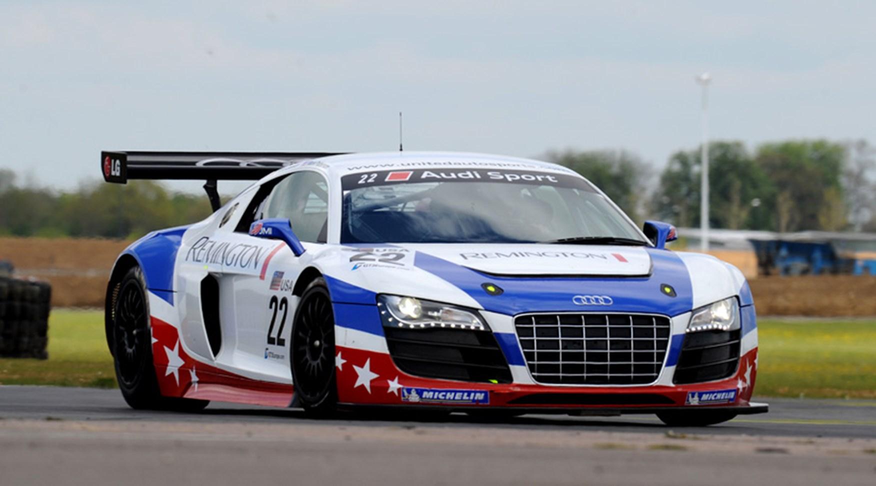 Audi R8 LMS (2011) review   CAR Magazine