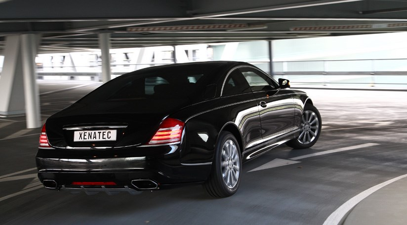 Maybach 57s Xenatec Coupe 2011 Review Car Magazine