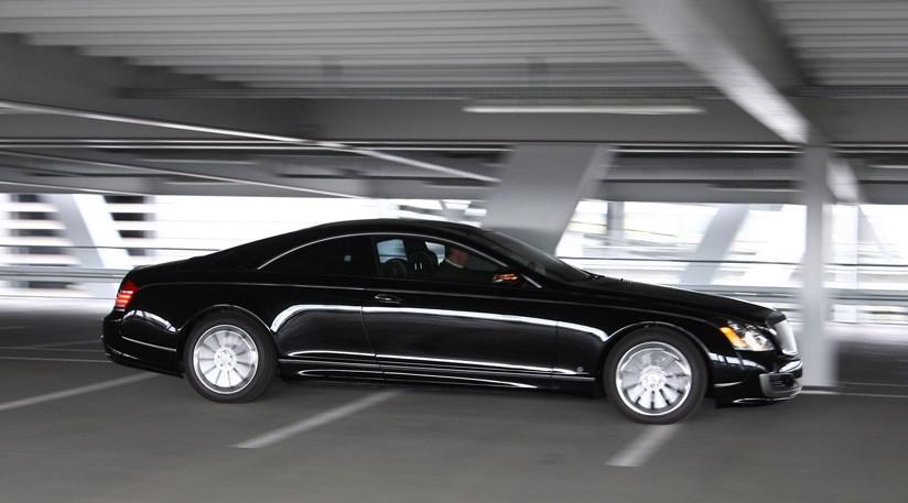 Maybach 57S Xenatec Coupe (2011) review | CAR Magazine