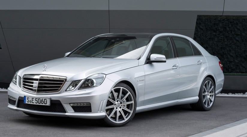 mercedes e63 amg 2011 gets twin turbo v8 by car magazine. Black Bedroom Furniture Sets. Home Design Ideas
