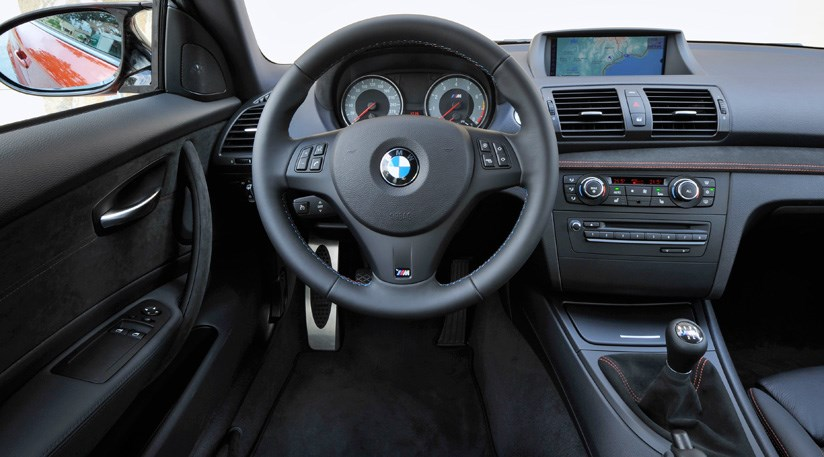 BMW 1-series M Coupe (2011) review by CAR Magazine