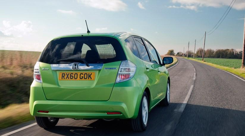... Honda Jazz Hybrid (2011) Review ...
