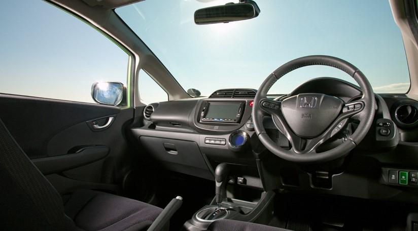 Honda jazz hybride 2011