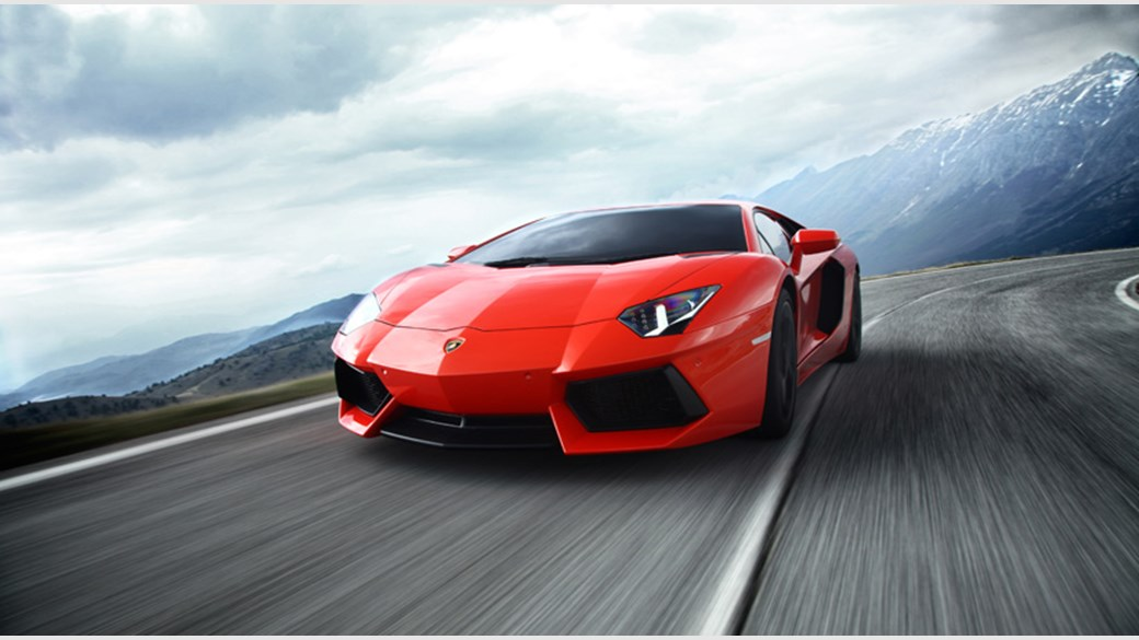 Lamborghini Aventador Supercar  Review