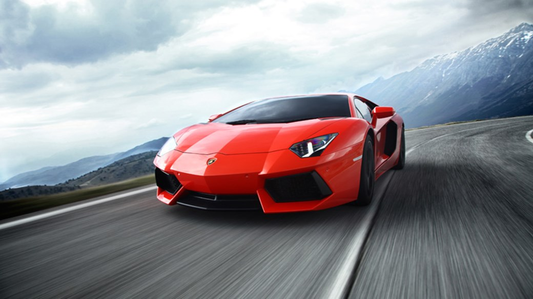Lamborghini Aventador Supercar (2011) Review