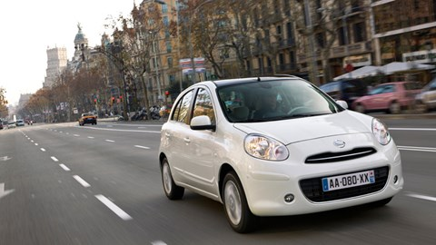 Nissan Micra 1 2 Acenta 2011 Review Car Magazine