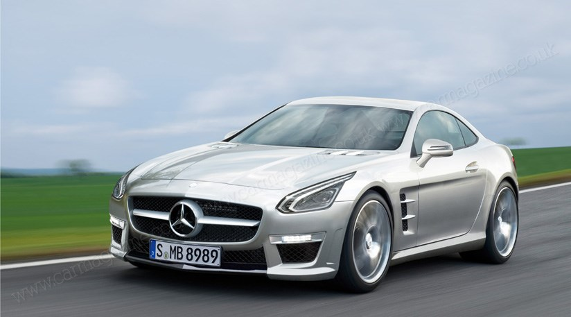 Mercedes slc amg 2014 the compact sls by car magazine for Mercedes benz compact car