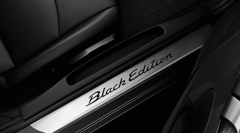 Cayman Black Edition Cayman s Black Edition