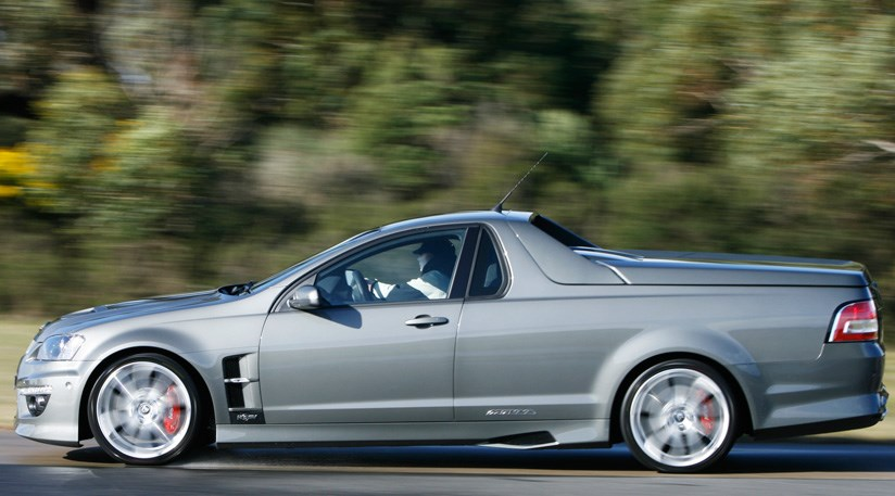 Hsv Maloo E3 Ute 2011 Review Car Magazine