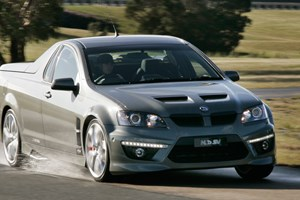 HSV Maloo E3 (2011) CAR review