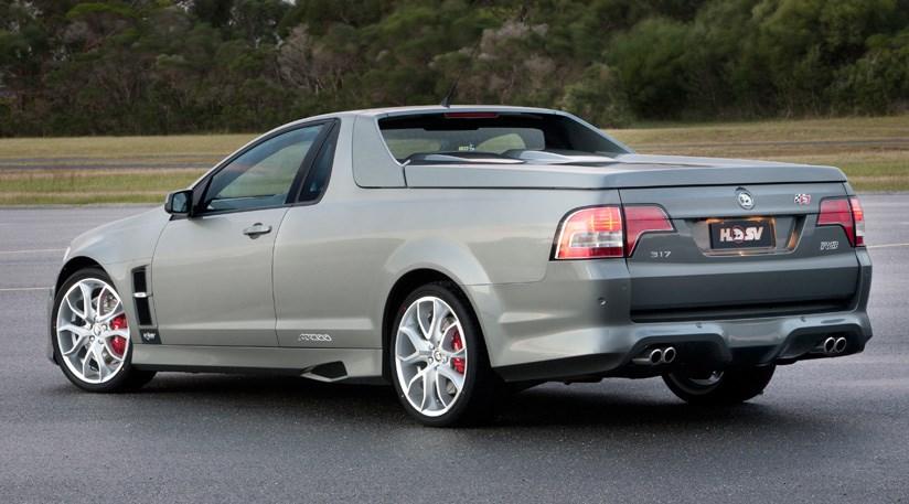 Vauxhall Monaro Ute
