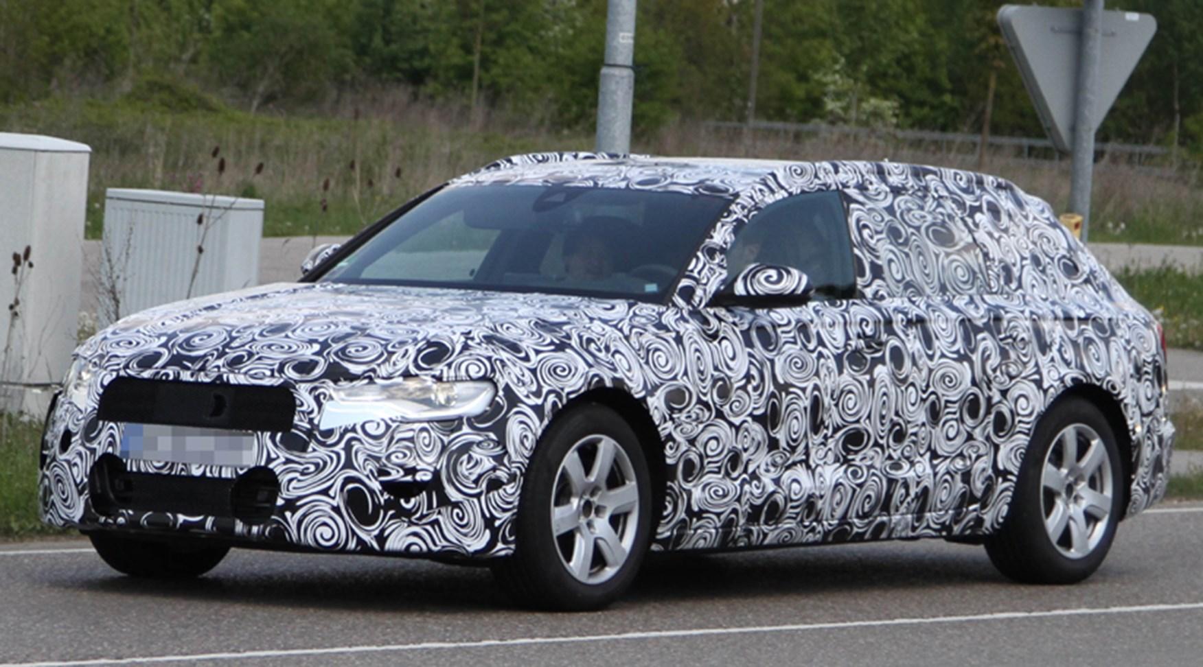 Audi A6 Avant 2011 Spy Shots Car Magazine