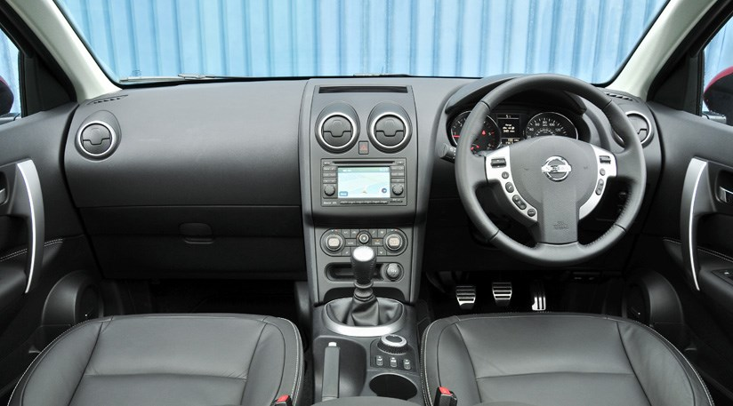 nissan qashqai pure drive 2011 review by car magazine. Black Bedroom Furniture Sets. Home Design Ideas