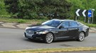 The Jaguar XJ registered with a 2.0-litre diesel engine. Could this be the hybrid?