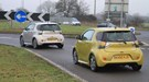 Aston Martin is preparing an electric drive version of the Cygnet city car