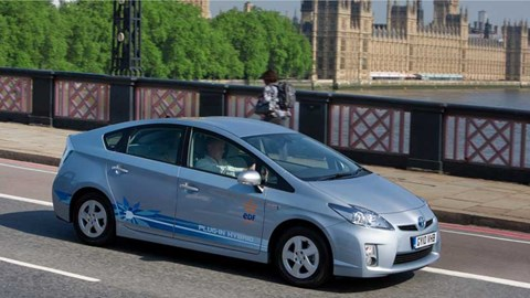 Toyota Prius Plug-in Hybrid (2011) review | CAR Magazine