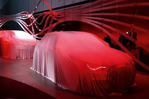 The new Audi A9 is under wraps until at least 2014