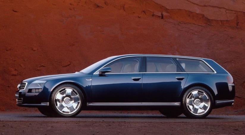 Audi A9 Coupe, Audi A9 Cabriolet