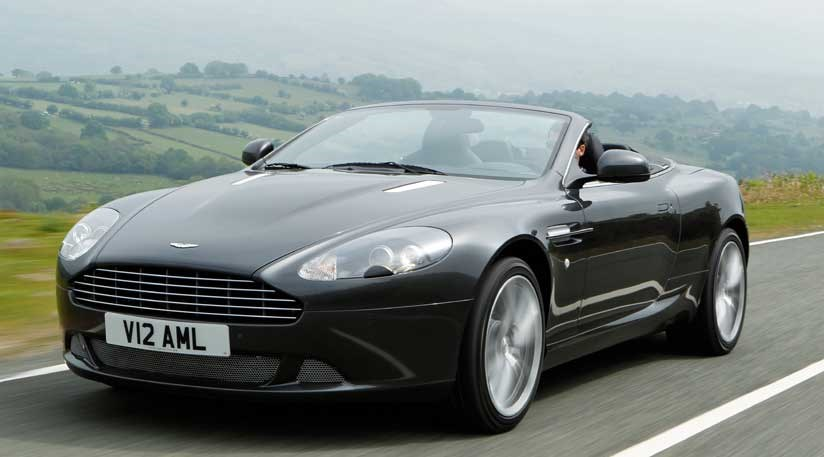 aston martin db9 volante 2011 review by car magazine. Black Bedroom Furniture Sets. Home Design Ideas