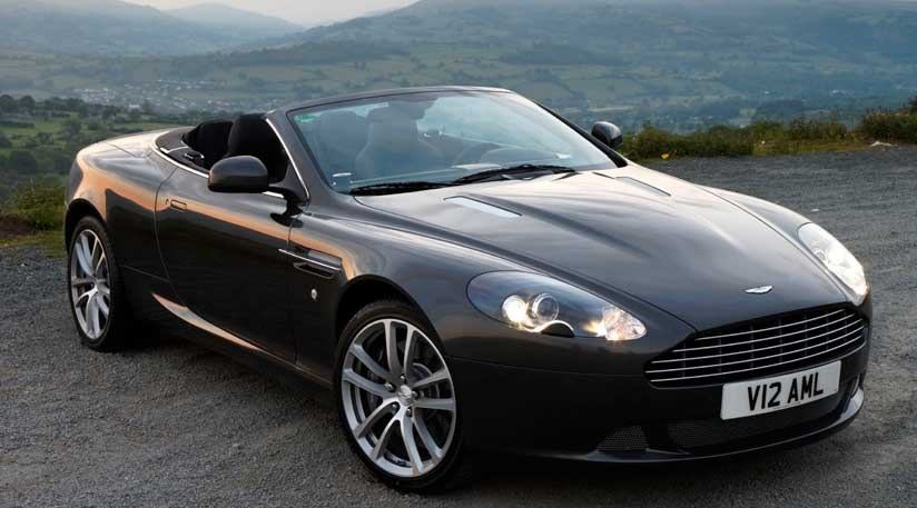 Aston Martin DB Volante Review CAR Magazine - Aston martin db9 convertible