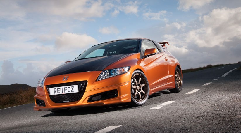 Around 200bhp promised by Honda CR-Z Mugen (2011)