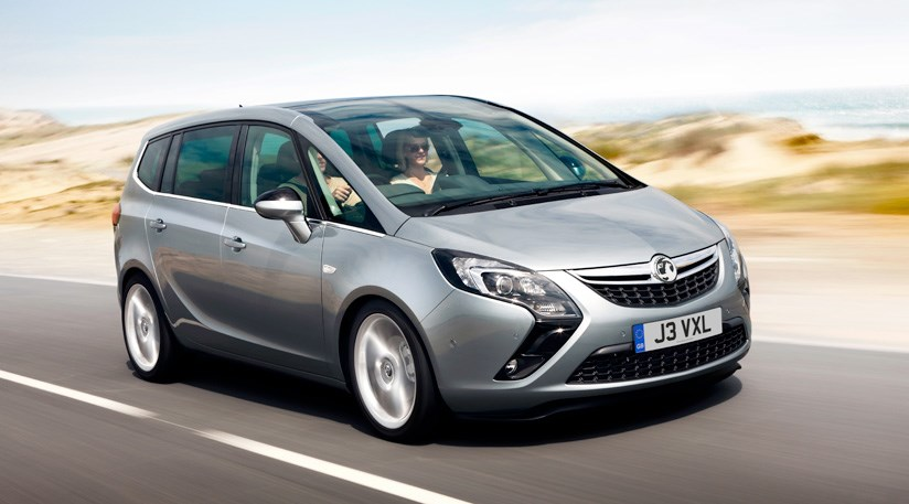 Vauxhall Zafira Tourer 2011 First Official Pictures Car Magazine