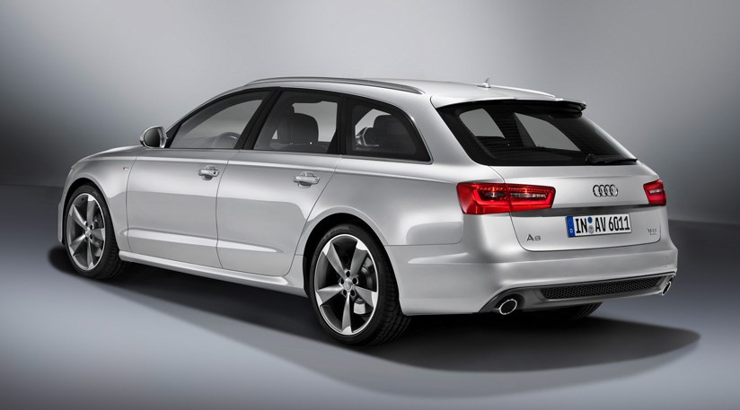 audi a6 avant 2011 first official pictures by car magazine. Black Bedroom Furniture Sets. Home Design Ideas