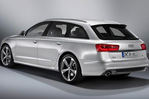 Audi A6 Avant (2011) first official pictures