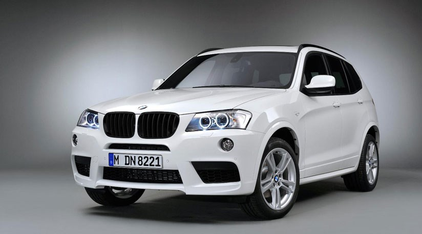 Bmw M The Go Faster Suv By Car Magazine