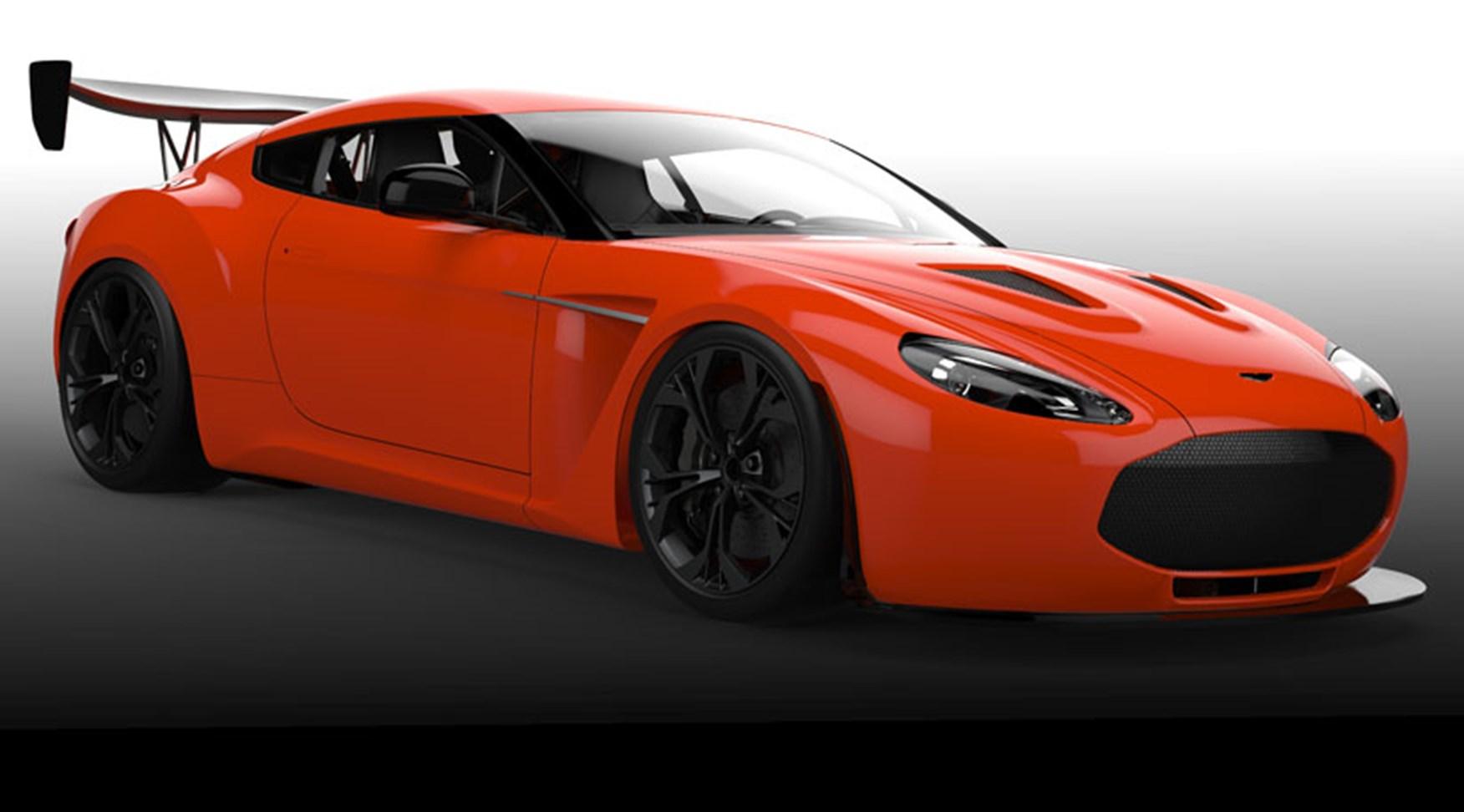 2011 Aston Martin V12 Vantage Remove Outside Front Door ...