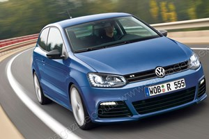 The VW Polo R (2013): CAR's artist's impression