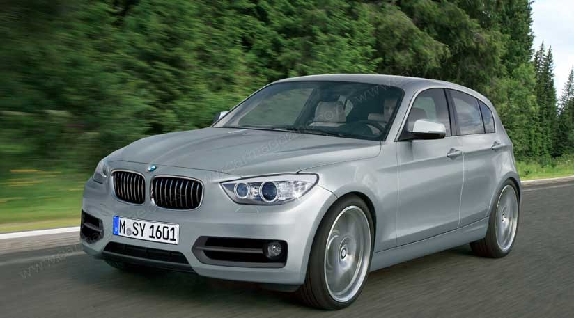 bmw 1 series f20 2011 3dr and 5dr scooped by car magazine. Black Bedroom Furniture Sets. Home Design Ideas