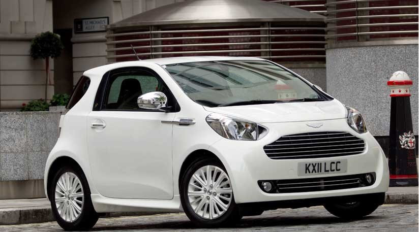 Captivating ... Aston Martin Cygnet (2011) CAR Review ...