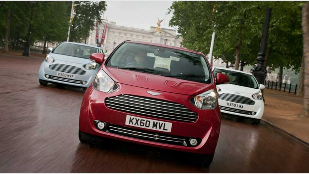 Aston Martin Cygnet 2011 Review Car Magazine