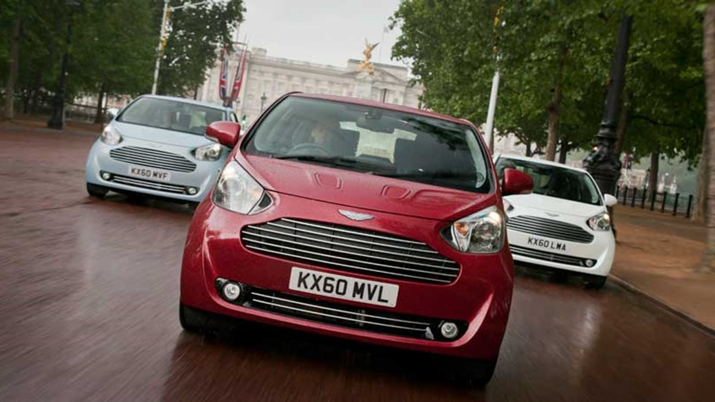 Aston Martin Cygnet (2011) CAR Review
