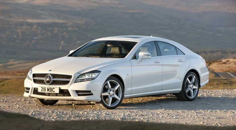 mercedes cls350 cdi blueefficiency 2011 review car. Black Bedroom Furniture Sets. Home Design Ideas