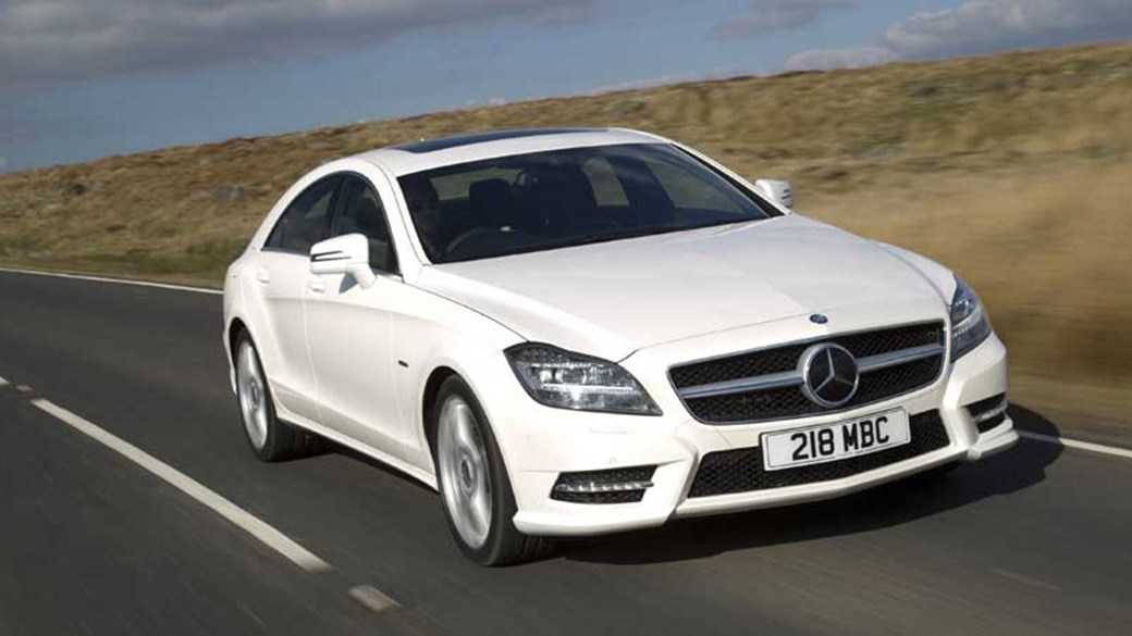 Mercedes Announces Engine Range and Prices for 2011 CLS, Starts ...