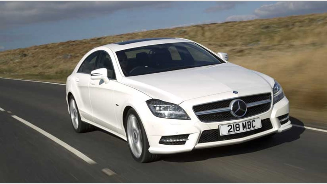mercedes cls350 cdi blueefficiency (2011) reviewcar magazine