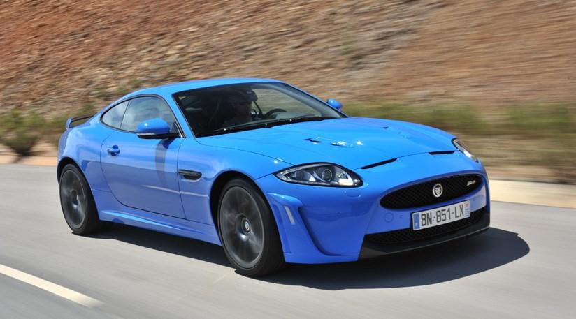 Exceptional ... Jaguar XKR S (2011) Review