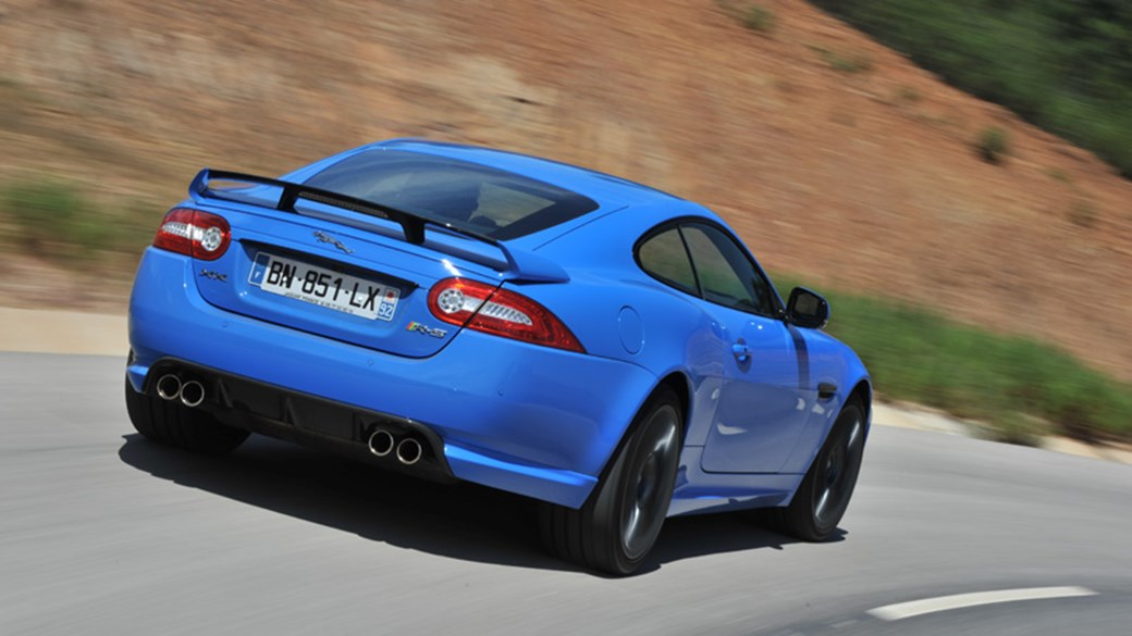 Jaguar XKR S (2011) Review