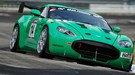 Aston Martin V12 Zagato (2011) makes its racing debut