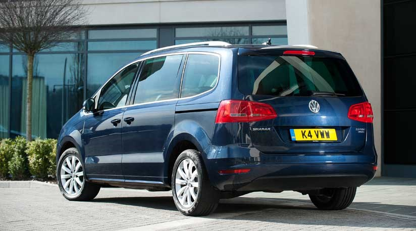 Vw Lease Deals >> VW Sharan (2011) review | CAR Magazine