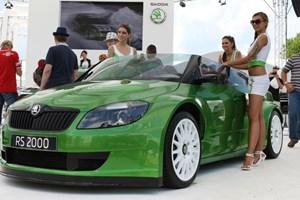 Skoda Fabia RS2000 (2011)