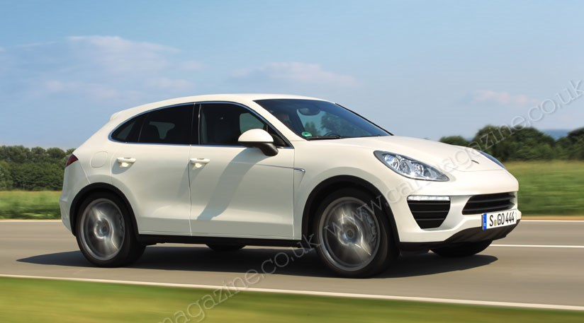 Porsche Macan 2013 It S The New Baby Cayenne By Car