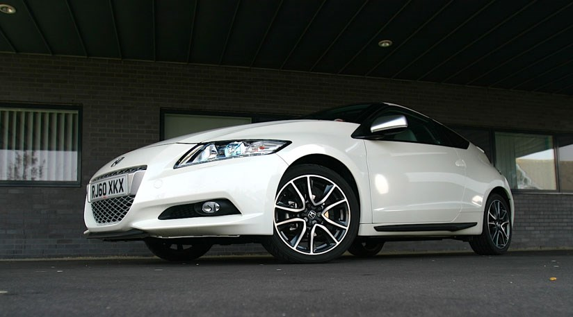 honda cr z 2011 long term test review by car magazine. Black Bedroom Furniture Sets. Home Design Ideas